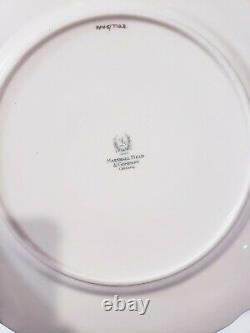 12 Vintage Lenox Royal Cobalt Blue Dinner Plates