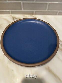 3 East Fork Pottery Lapis Dinner Plates