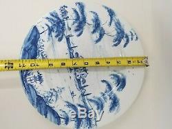 6 Juliska Country Estate Main House Dinner Plates 11.25 Read Description