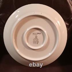 Blue Rose Polish Pottery Hummingbird Dinner Place Setting Lg & Sm Plate Bowl Mug