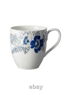 Denby Monsoon Fleur 16 Piece Dinner Tableware Set-RRP £200-Great Gift Idea