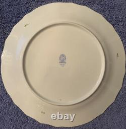 Herend Blue Garland Dinner Plate PBG #1524