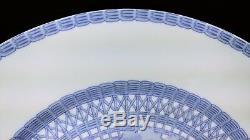 Hermes Les Pivoines Blue Dinner Plate(s) 10 Limoges Authentic MINT (4 Avail)