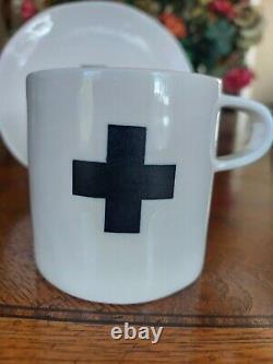 RAE DUNN by Magenta Cross HOLD LOVE Mug VHTF NWT