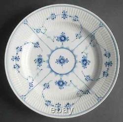 ROYAL COPENHAGEN BLUE FLUTED PLAIN Dinner Plate S5963334G2