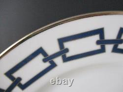 Richard Ginori Catene Blue Dinner Plate 11 1/4 -0907c