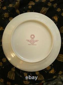 Robert haviland And C. Parlon Fine China Dinner Plates 5 (set)