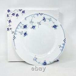 Royal Copenhagen Blue Elements Flat Dinner Plate 11 Inch