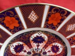 Royal Crown Derby OLD IMARI (1128) 6 x 10.5 Dinner Plates REDUCED
