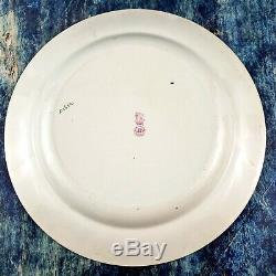 Royal Doulton Coaching Days Blue Sky #1 of 20 Dinner Plate 10 Earthenware 1906