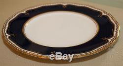 Royal Worcester DIPLOMAT Dinner Plate Fine Bone China Dinnerware