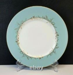Set/6 Royal Doulton Melrose 10½ Bone China Dinner Plate H. 4955 MCM 1958-1975