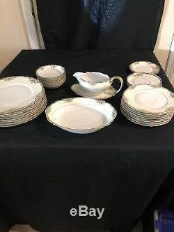 THE MINTO PAUL MULLER SELB BAVARIA GERMANY CHINA Set 32 Pieces Excellent Cond