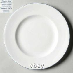TIFFANY Fine Bone China CLASSIC BLUE Dinner Plate(s) Mint