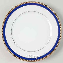 Tiffany & Co BLUE BAND Salad Dessert Plate 1876885