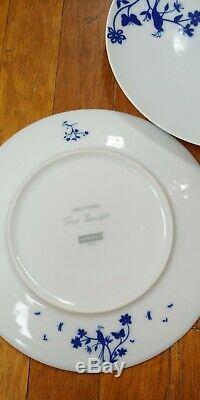 Tord Boontje Table Stories 13 Decorative Plate blue dinner. Small size also av