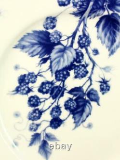 Williams Sonoma ORMONDE BLUE Dinner Plate Motif 1 GREAT CONDITION